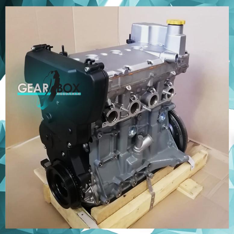 Двигатель ВАЗ 21214 в сборе 1,7л 79л.с.