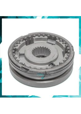 Муфта синхронизатора КПП ВАЗ-21083-2110 5-й передачи в сборе