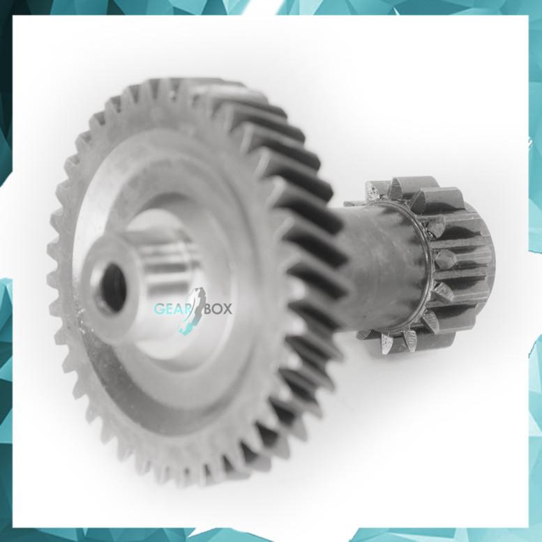 Блок шестерен КПП 5-й передачи (14/15 зубов) ВАЗ 2107, 2123